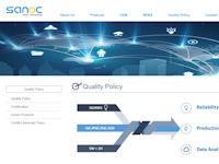 聖威光電科技發展股份有限公司